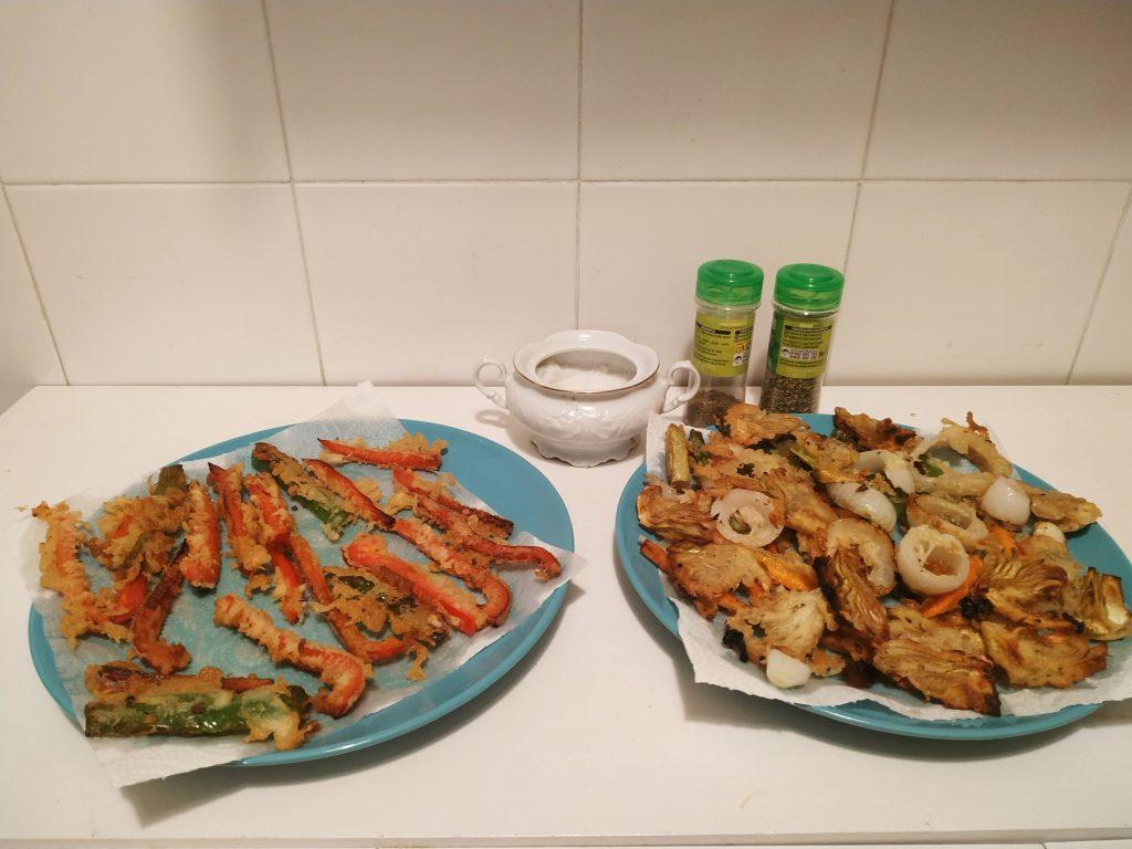 verdures en tempura 7