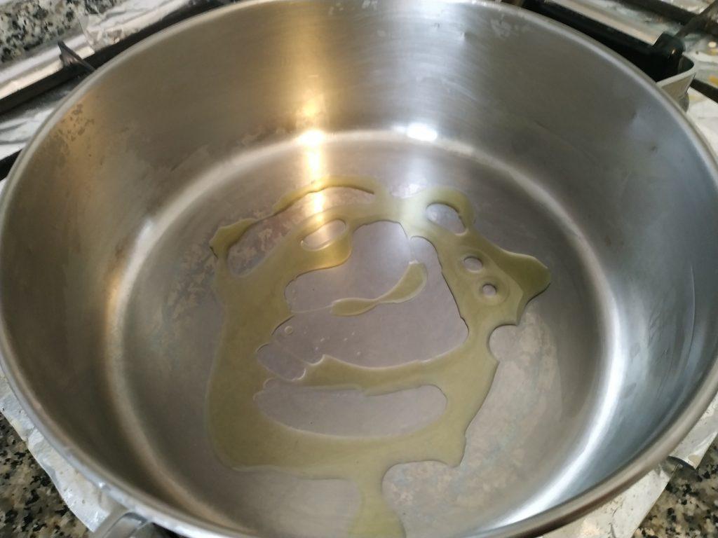 arròs amb bledes i fessols 1