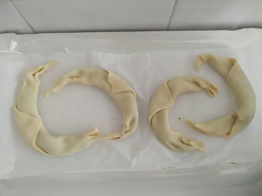 recepta croissants xocolata